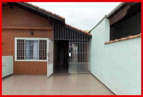 Casa Em Mirim, Praia Grande/sp De 82m² 2 Quartos À Venda Por R$ 265.000,00 - Ca337300