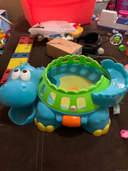 Juguete Dinosaurio Para Niños Brincan Las Pelotas