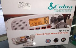 Radio Marino Vhf Cobra Sumergible
