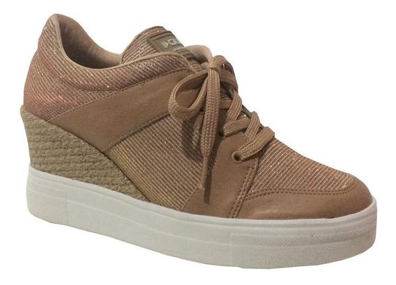 Tênis Quiz 67-6904 Sneaker Feminino Original