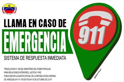 Emergencia Al 911