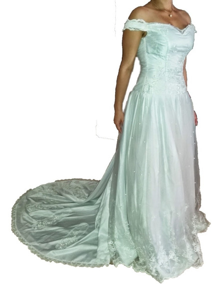 Hermoso Vestido De Novia!