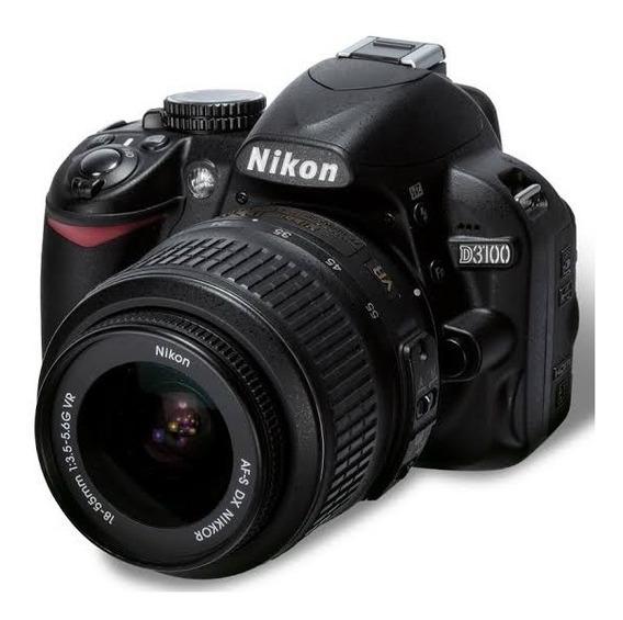 Manual P/ Manutenção E Reparos De Câmera Nikon Dslr D3100