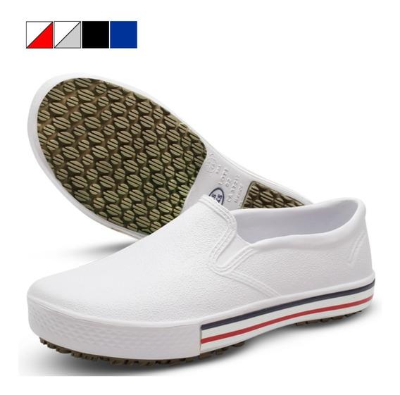 Sapato Antiderrapante Em Eva Super Leve E Confortavel