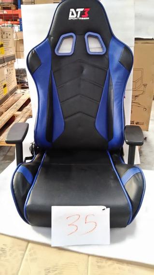 Cadeira Dt3sports Mizano Blue (usado)