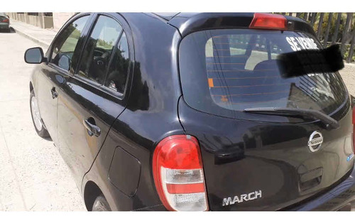 Nissan March Hatchback