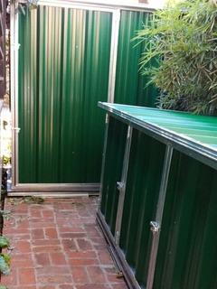 Armario Deposito Galpones De Jardin Chapa X Metro Cuadrado