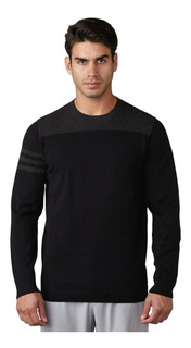 Kaddygolf Sweater Golf adidas Hombre 3 Tiras - 2