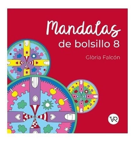 Imagen 1 de 3 de Mandalas De Bolsillo 8 - Para Colorear - Libro V&r