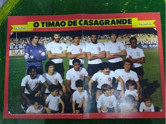 07 Posters Corinthians Placar E Banco Excel