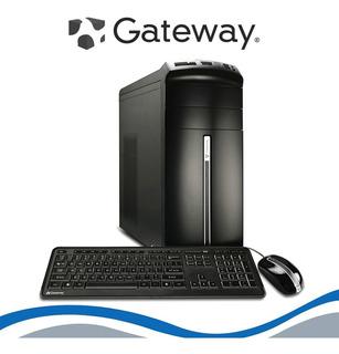 Cpu Gateway Core I5 4ram 500 Gb Hdd Hdmi **usb Wifi**