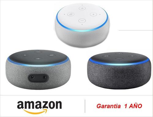 Amazon Parlante Alexa Echo Dot 3rd Gen  Wifi (sumcomcr)