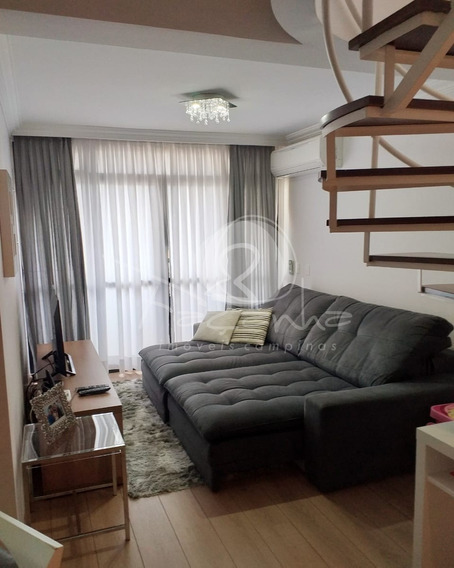 Cobertura Para Venda No Taquaral Em Campinas - Imobiliária Em Campinas - Ap01198 - 3177370