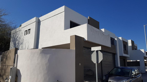 Renta Casa Semiamueblada En Apodaca, Estancias Valle De Plata Sector 3 (30-cr-1236 Sil)