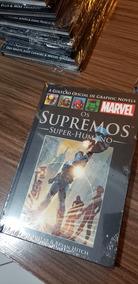 Os Supremos: Super Humano - Marvel Salvat - Volume 28