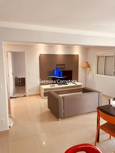 Imagem 1 de 10 de Magnifico Apartamento Reserva Do Alto - Ge275