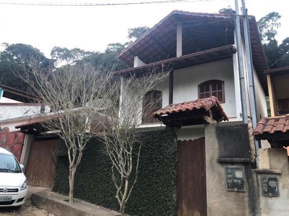 Casa Em Chácara Paraíso, Nova Friburgo/rj De 220m² 3 Quartos À Venda Por R$ 350.000,00 - Ca285718