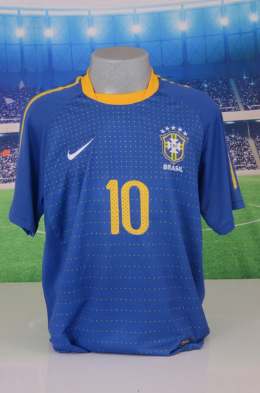 Camisa Do Brasil 2010