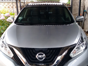 Nissan Murano Añ0 2017 Como Nuevo