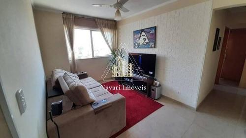 Imagem 1 de 9 de Apartamento Em São Paulo No Parque Mandaqui Com 77 M² 2 Dorms 1 Vaga - Ap0851