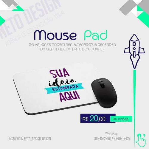 Imagem 1 de 1 de Mouse Pad Personalizado