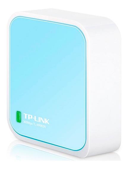 Router Tp-link Tl-wr802n Nano 2.4 Ghz Rj45 Inalambrico