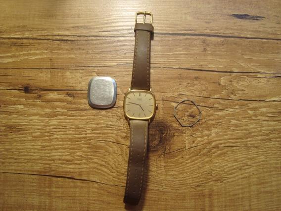 Relógio De Pulso Seiko Antigo Usado *sem Teste