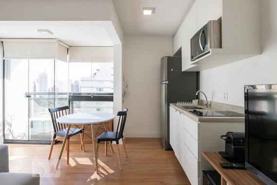 Apartamento Para Aluguel - Vila Olímpia, 1 Quarto, 40 - 893117143