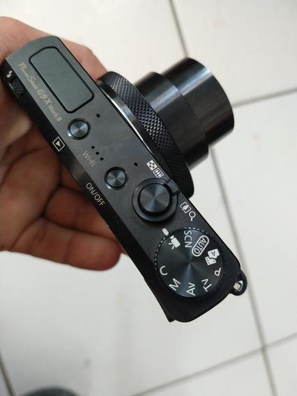 Canon Sx740hs Video 4k