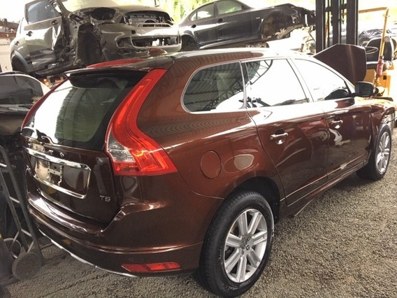 Sucata Volvo Xc60 T5 Kinetic 2017