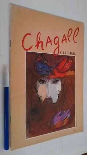Marc Chagall Y La Biblia Aguafuertes Y Litografías Catálogo