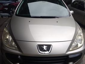 Peugeot 307 Sedan 2009 1.6 Flex Presence Vistoriado 2019