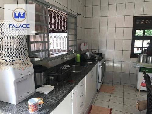 Imagem 1 de 12 de Casa Com 3 Dormitórios À Venda, 160 M² Por R$ 530.000,00 - Loteamento Santa Rosa - Piracicaba/sp - Ca0373