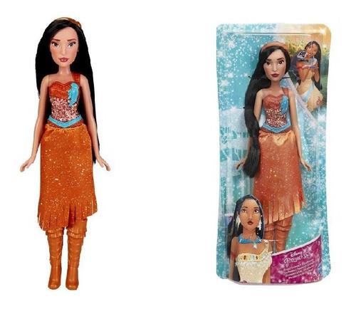 Princesa Pocahontas Muñeca Fashion Hasbro - Giro Didactico