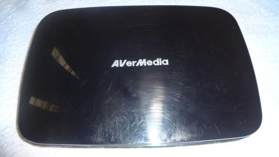 Placa De Captura Avermedia C874 Hd Darkcrystal Capture Start