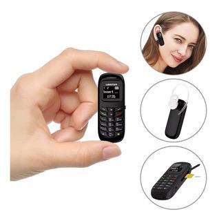Micro Mini Telefono Celular Bm70 Manos Libres El Mas Pequeño