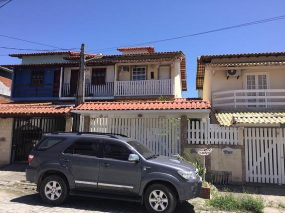 Casa Duplex Para Venda Em São Pedro Da Aldeia, Centro, 2 Dormitórios, 2 Banheiros, 1 Vaga - 507_1-1254527