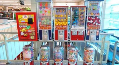 Instalação Máquinas De Vending Machine Em Comodato