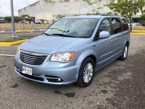 Chrysler Town & Country Edicion Tanya Moss