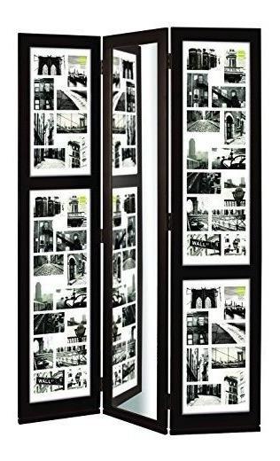 Nexxt Preston Triple Panel Foto Visualización Con Espejo, M