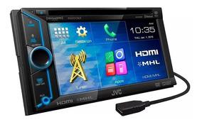 Dvd Jvc Kw-v31bt Hdmi C/ Bluetooth Usb + Cabo Oferta