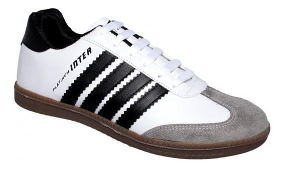 Tenis Deportivos Blanco Negro-mod.4080in7482261