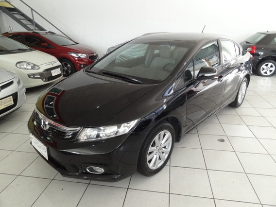 Civic Lxl Aut * 2013 * Ent 2.990 48x R$ 1.350 *