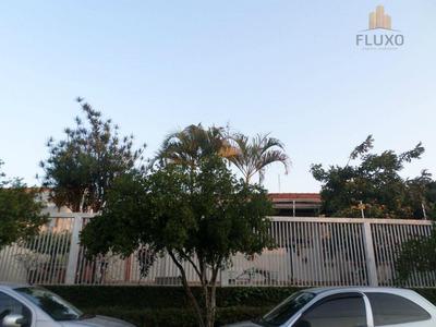 Casa Residencial Para Venda E Locação, Jardim Santana, Bauru - Ca0809. - Ca0809