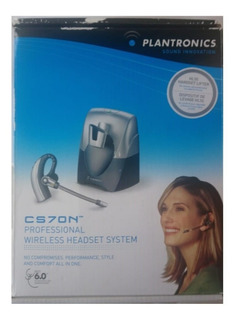 Plantronics Cs70n Auricular Inalámbrico Para Oficina