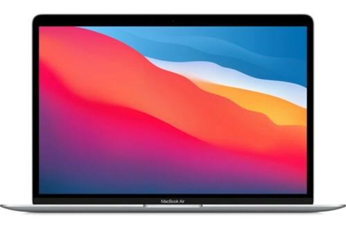 Imagen 1 de 8 de Apple Macbook Air M1 13,3 8/256gb 2021 Gtia Oficial Cover Co