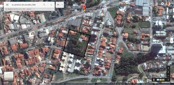 Área Para Incorporação Construção Apartamentos