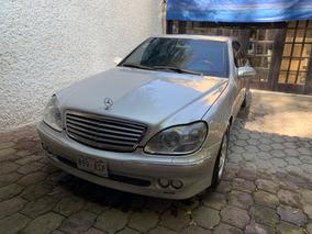 Mercedes-benz S600 Brabus V12 Biturbo Blindado 4+