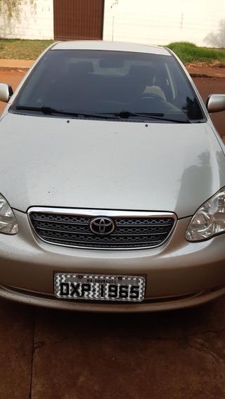 Toyota Corolla 1.6 16v Xli Aut. 4p 2007