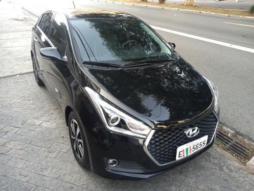 Hyundai Hb20s 2019 1.6 Premium Flex Aut. 4p